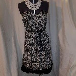 TORRID strapless dresses